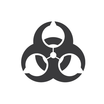 Biosafety & Biosecurity Icon