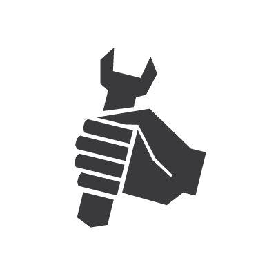 Construction and Maintenance Icon