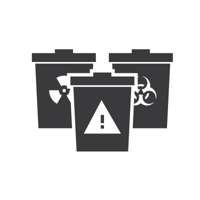 Waste Disposal Icon